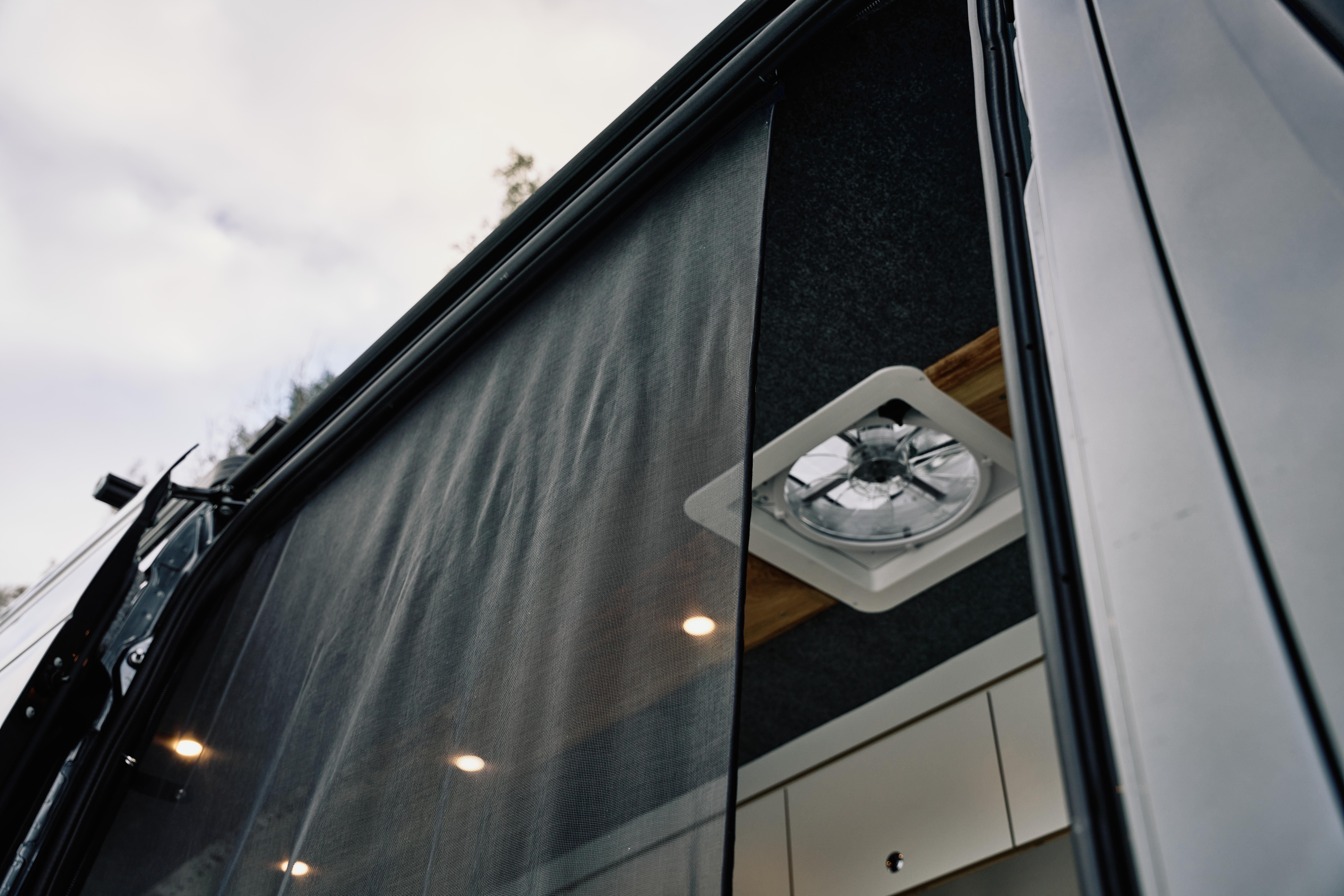 Campino Fliegenschutzgitter für Mercedes Sprinter W907