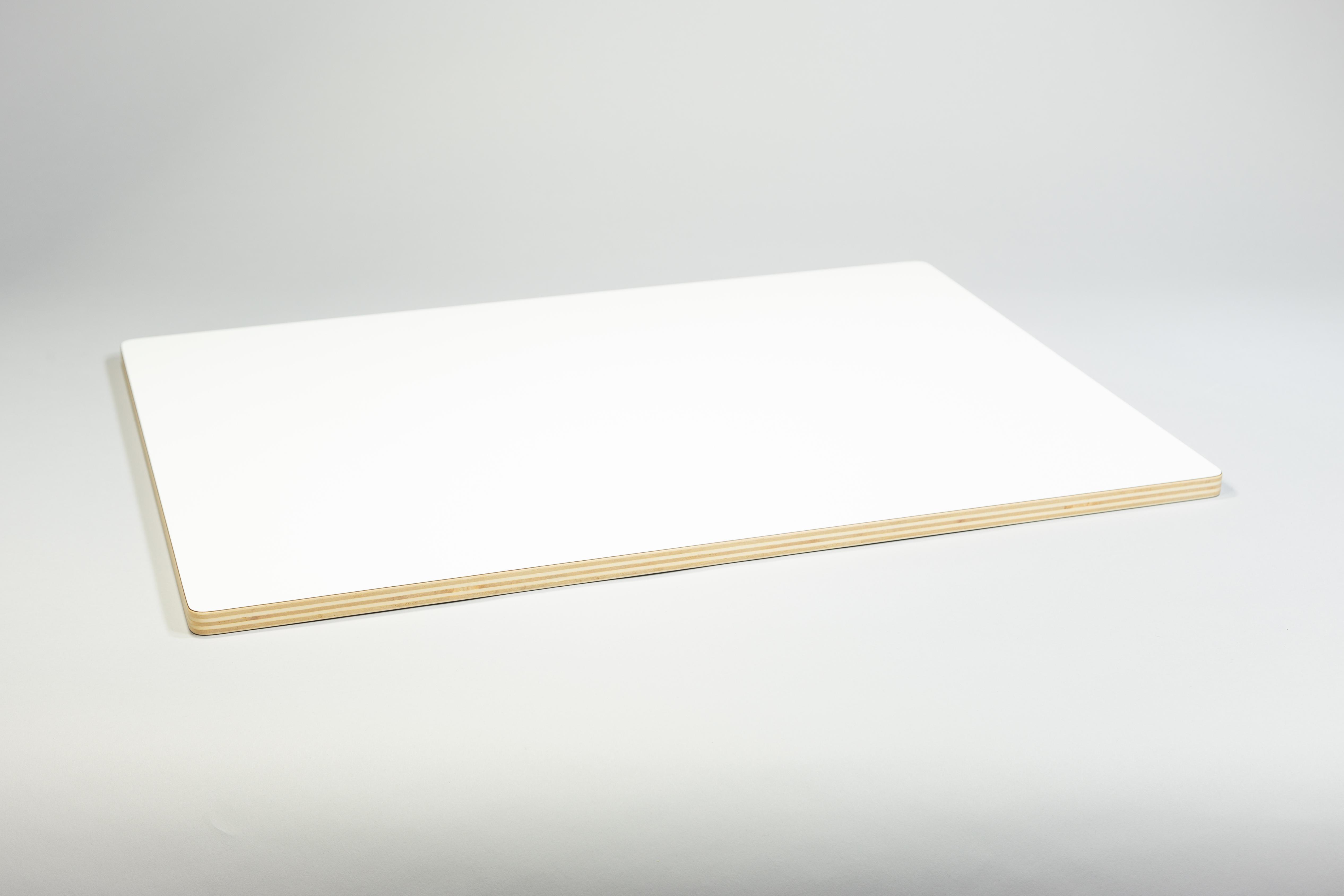 Tischplatte Pappelholz für Lagun Tischgestell